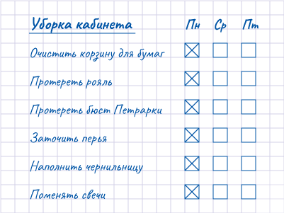 Список-матрица