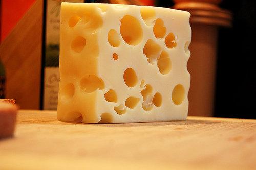 Швейцарский сыр (фото)