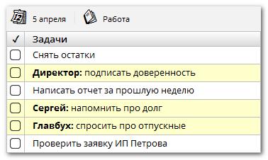 Кайросы в списке дел на сегодня