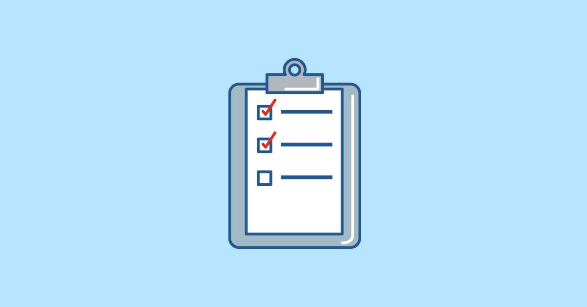 Что такое чек-лист и для чего он нужен
